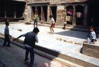 ping pong, Népal, tirages numérotés