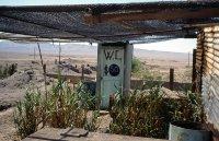 wc, Atacama. Tirages numérotés